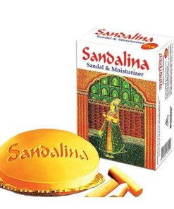 Sandalina Sandal & Moisturizer Soap 125g