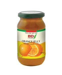BD Orange Jelly (500 gm)