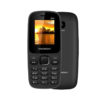 Symphony B24 Dual SIM Feature Phone with Vibrator, Torch and Battery Saver
