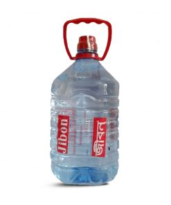 Jibon Natural Mineral Water (5 ltr)