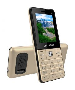 Symphony L95 Dual SIM Feature Phone with MP3 Player, Wireless FM Radio and 1700mAh Li-ion Battery