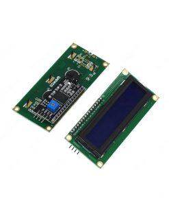 ১ পিস HD44780 LCD ডিসপ্লে ব্লু স্ক্রিন ব্যাকলাইট