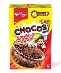 Kellogg's Chocos Crunchy Bites Chocolate Breakfast Cereal (375 gm)