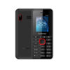 Symphony BL97 Dual SIM Feature Phone with Big Torch, Dedicated Music Key and Black List