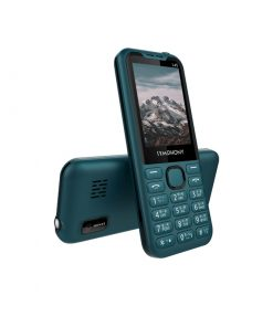Symphony L45 Dual SIM Feature Phone with Sound Recorder, Big Focus Torch and 1700mAh Li-ion Battery