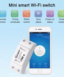Sonoff বেসিক Wifi সুইচ স্মার্ট হোম অটোমোশন মডুউল