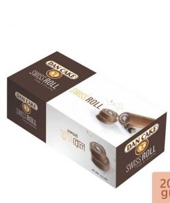 Dan Cake Swiss Roll Chocolate (200 gm)