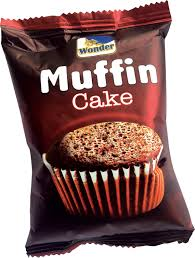 Wonder Muffin Cake 6 pcs (100 gm)