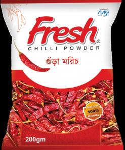 Fresh Chili Powder (200 gm)