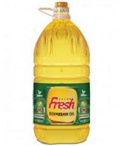 Fresh Soyabean Oil (8 ltr)