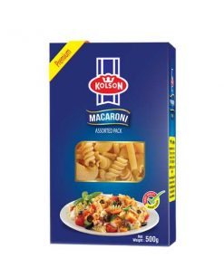 Kolson Macaroni Assorted Pack (500 gm)
