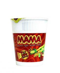 Mama Hot & Spicy Cup Noodles (62 gm)
