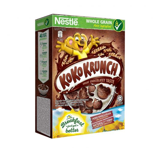 Nestlé KOKO KRUNCH Chocolate Cereal (170 gm)