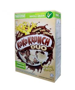 Nestlé Koko Krunch Duo Cereal (330 gm)