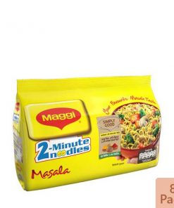 Nestlé MAGGI 2-Minute Noodles Masala 8 Pack (496 gm)