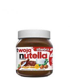 Nutella Hazelnut Ferrero Cocoa Spread (350 gm)