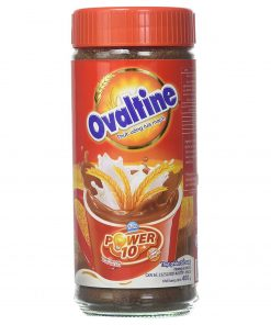 Ovaltine Power 10 Chocolate Drink Jar (400 gm)