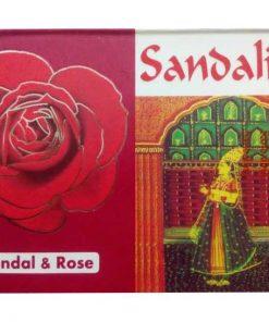 Sandalina Sandal & Rose Soap (75 gm)