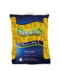 Saporito Penne Rigate Italy (500 gm)