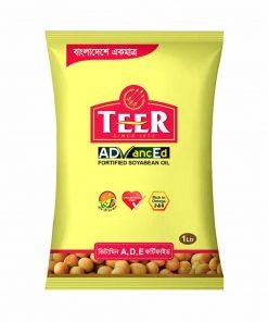 Teer Soyabean Oil Poly (1 ltr)