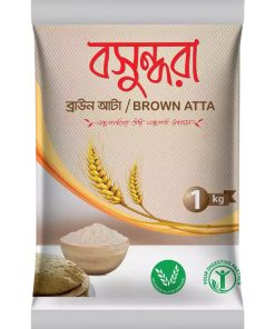 Bashundhara Brown Atta (1 kg)