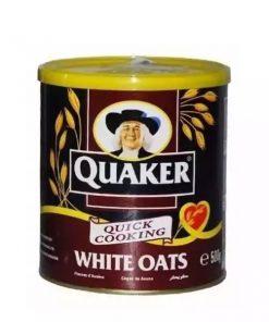 Quaker White Oats (500gm)