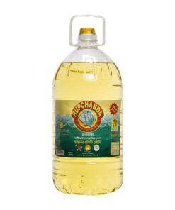 Rupchanda Soyabean Oil (8 ltr)