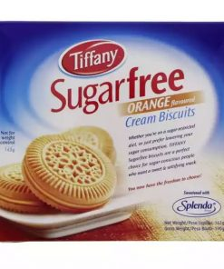 Tiffany Sugar free Orange Cream Biscuits (162gm)