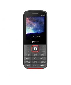 5 Star BD100 Dual SIM Feature Phone with Auto Call Record, Facebook and 1400mAh Li-ion Battery