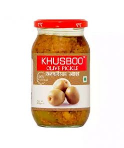 Khusboo Olive Pickle (400gm)
