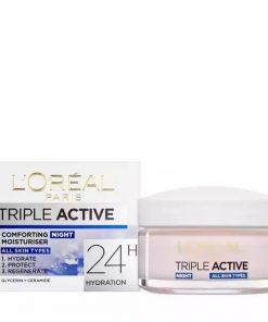 Loreal Paris Triple Active Night Cream(50ml)
