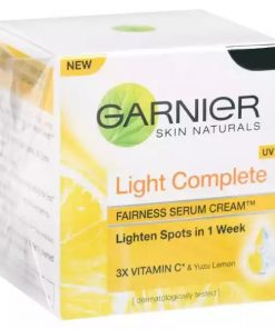 Garnier Light Complete Serum Cream UV (45gm)