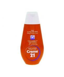 Creme 21 Body Lotion Ultra Dry Skin (400ml)