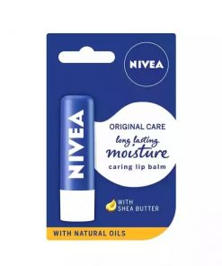 Nivea Original Care Lip Balm (4.8gm)