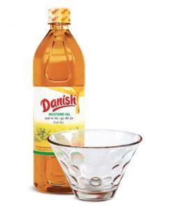 Danish Mustard Oil (Glass Bowl Free)