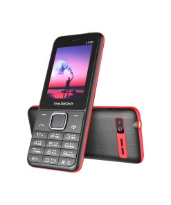 Symphony L130 Dual SIM Feature Phone with MP3 Player, Wireless FM Radio and 2500mAh Li-ion Battery