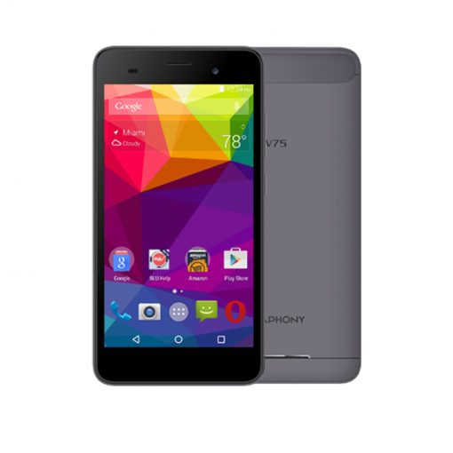Symphony V75 Smartphone 5″ (1GB RAM, 8GB Storage, 5MP Camera)