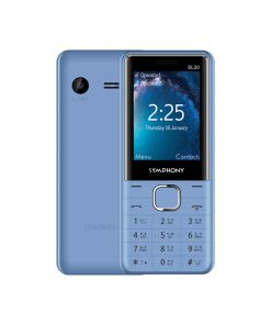Symphony SL20 Dual SIM Feature Phone with MP3 Player, Wireless FM Radio and 1700mAh Li-ion Battery