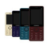 Symphony T180 Dual SIM Feature Phone with MP3 Player, Wireless FM Radio and 1400mAh Li-ion Battery