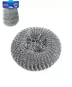 Stainless Steel Scrubber (3pcs)