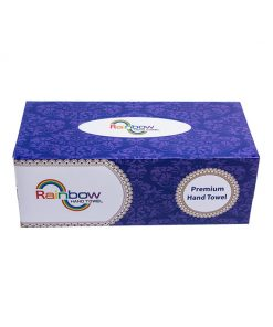 Buy 3 get 1 Rainbow Hand Towel 200 Sheets