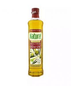 Naturel Organic Extra Virgin Olive Oil (500ml)