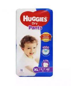 Huggies Dry Pants Baby Diaper Pant (42pcs)