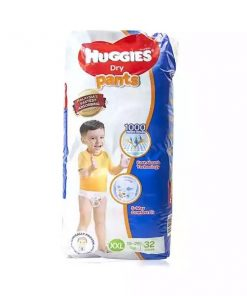 Huggies Dry Pants Baby Diaper (32pcs)