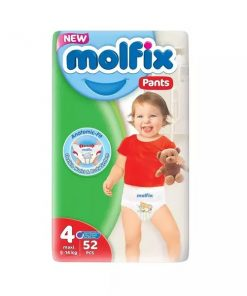 Molfix Baby Diaper Pants (52pcs)