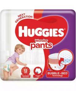 Huggies Baby Diaper WonderPants Pant (38pcs)