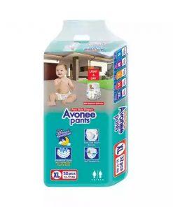 Avonee Junior 5 Baby Diaper Pants (32pcs)