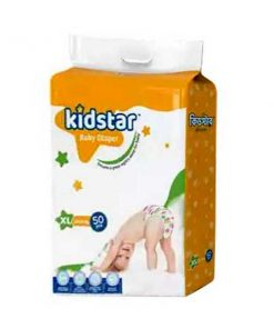Kidstar Baby Belt Diaper (50pcs)