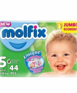 Molfix Baby Diaper Belt 5 Junior (44pcs)