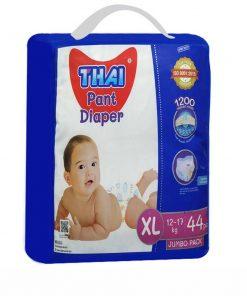 Thai Baby Diapers Pant (jumbo Pack) (44pcs)